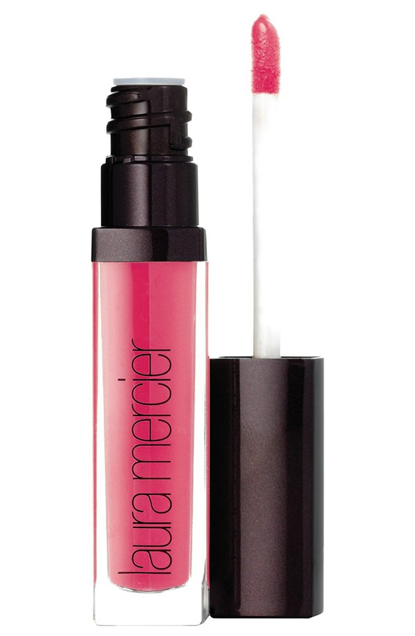 Laura Mercier Lip Glacé pink pop