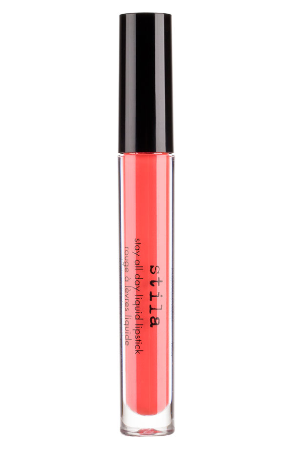 stila stay all day liquid lipstick Carina
