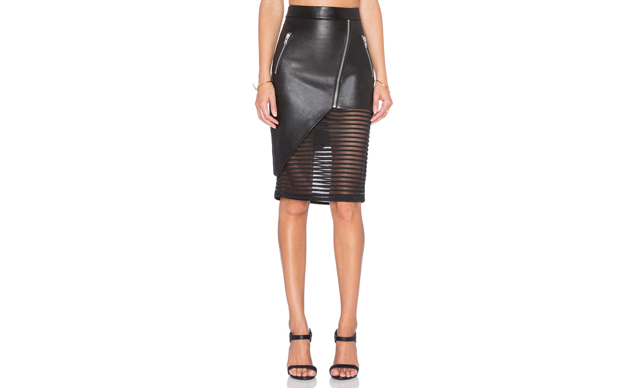 top leather skirt to rock fall trends shopbop