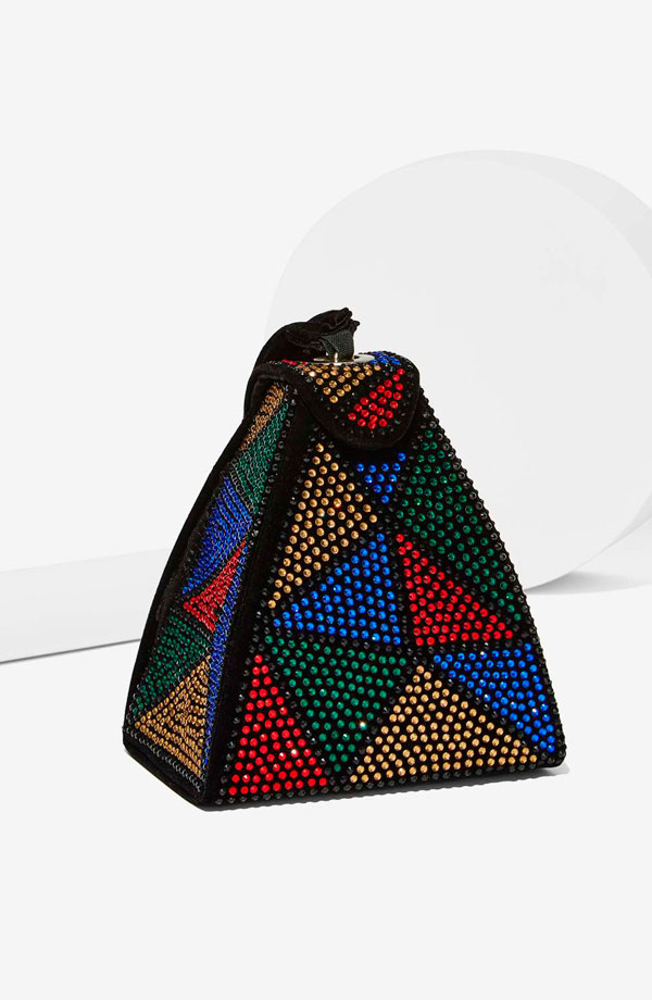 Nasty-Gal-Electric-Feels-Embellished-Bag