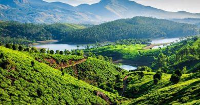 best tourist destination south india