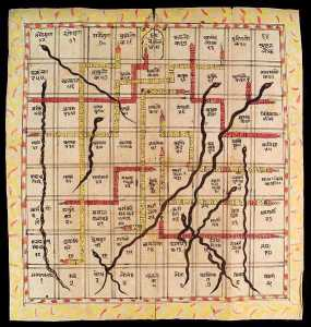 India Invented Snakes & Ladders