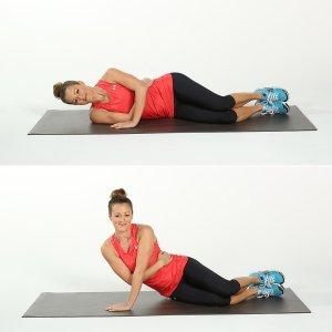 Triceps Side Push-Ups