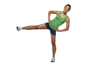 Standing Side Leg Kicks