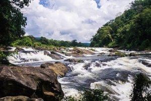 Vazhachaal Waterfalls