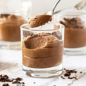 Classic chocolate mousse recipes