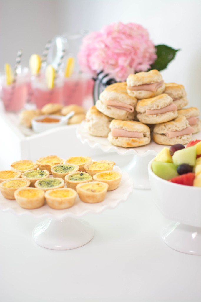 Mother's Day Brunch Ideas by Twinkle Twinkle Little Party