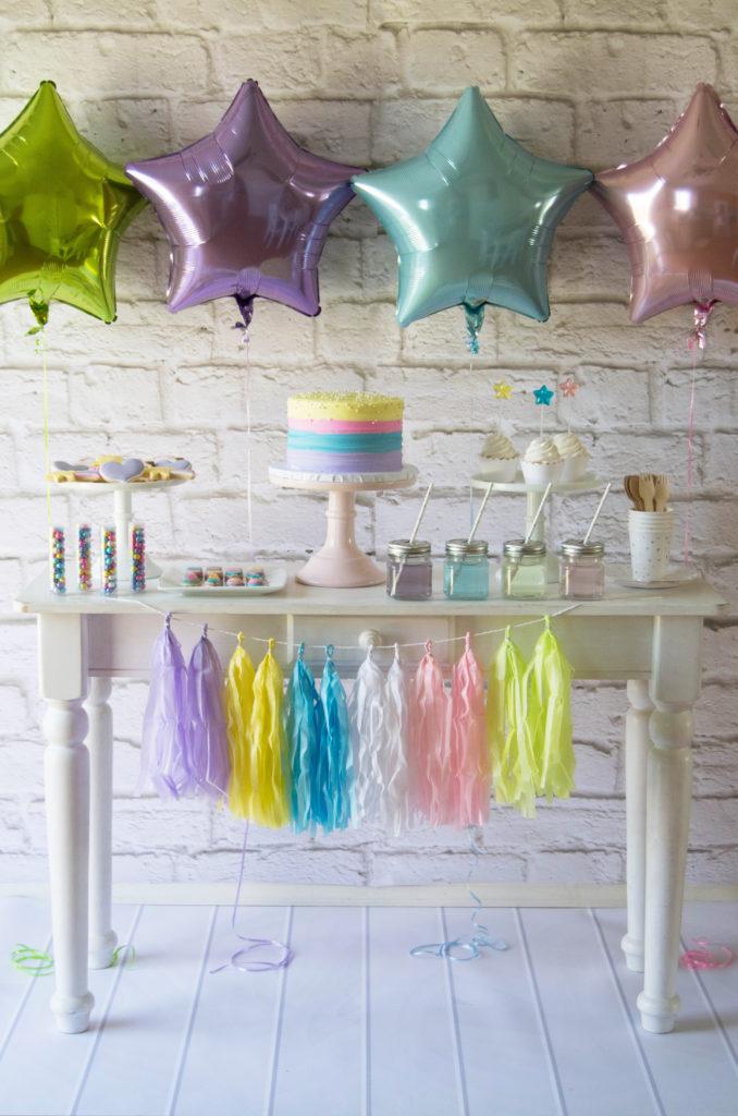 Throw a Magical Unicorn Birthday Party