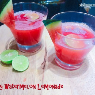 watermelon lemonade, summer drink, healthy drink, sugar free drink