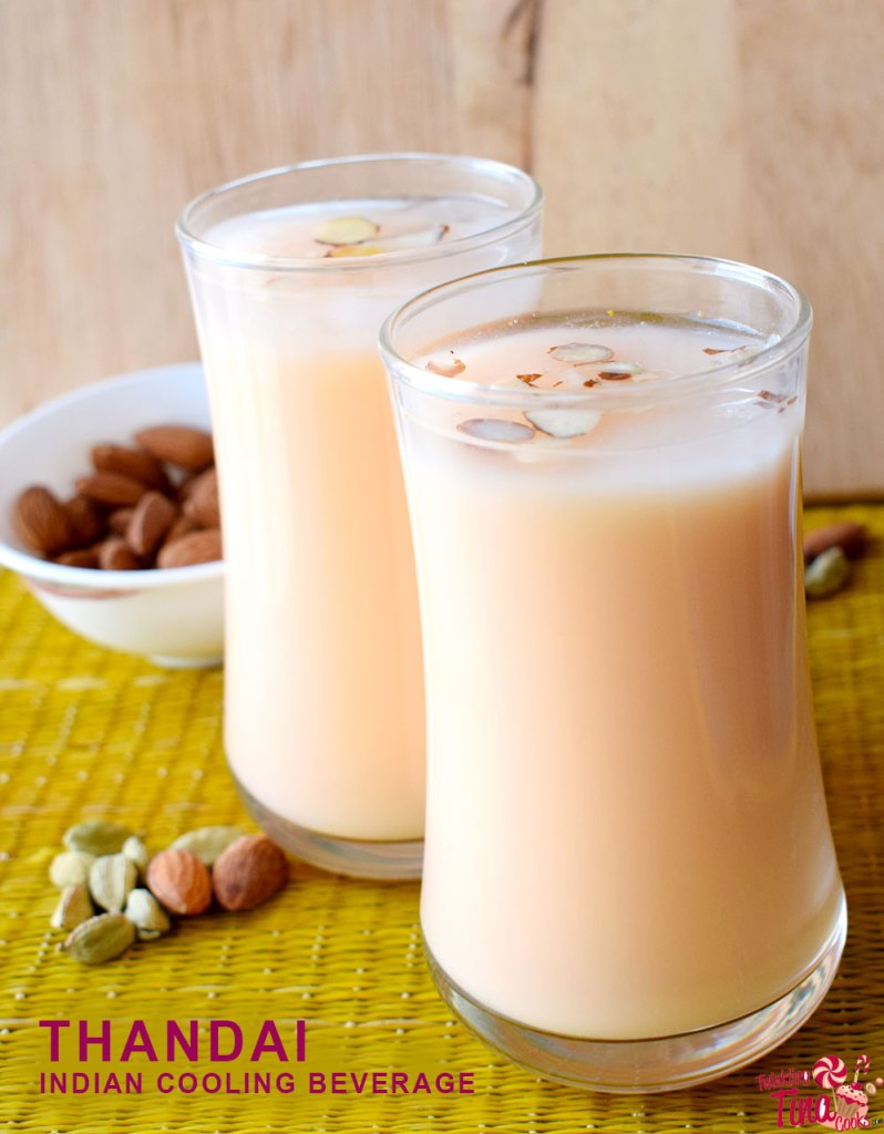 holi special recipe thandai recipe