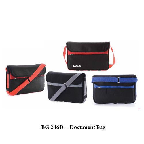 BG 246D — Document Bag