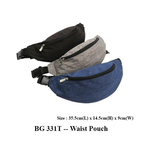BG 331T — Waist Pouch