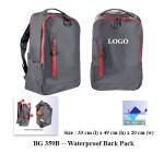 BG 359B -- Waterproof Back Pack