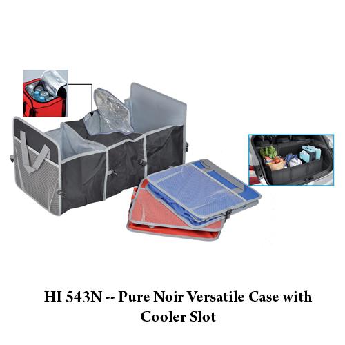 HI 543N — Pure Noir Versatile Case with Cooler Slot