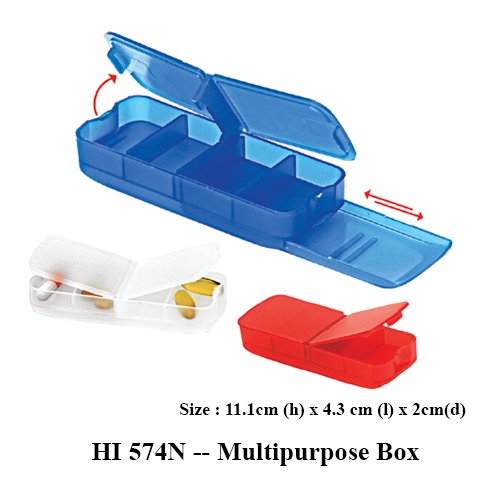 HI 574N — Multipurpose Box