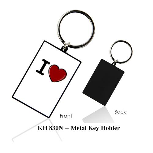 KH 830N — Metal Key Holder