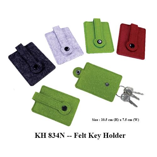 KH 834N — Felt Key Holder