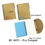 RC 603N -- Eco Notepad