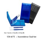UD 417T -- Screwdriver Tool Set