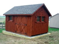 Storage Sheds From Amish Backyard Structures In Lancaster ...