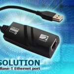 """TwinMOS announces USB 2.0 Gigabit Ethernet adapter """"Turbo G"""" - a cost-effective solution that converts a USB port into a 10/100/1000Base-T Ethernet port"""
