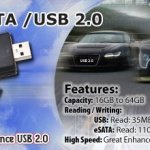 TwinMOS launches brand new dual-interface USB disk X7 with ultrafast speed!