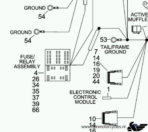 Buell Firebolt Fuse Box : 23 Wiring Diagram Images