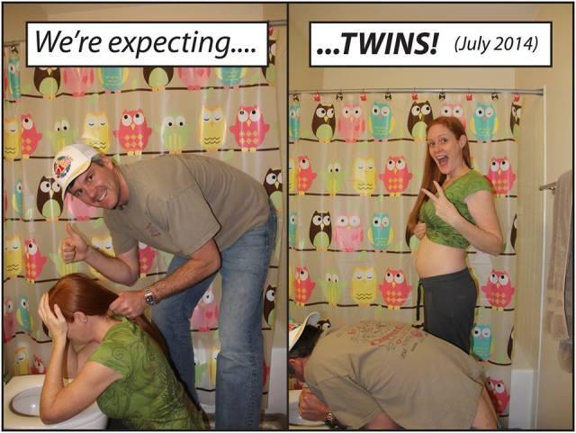 Twin_Pregnancy_announcement