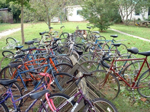 Bicycle fleet