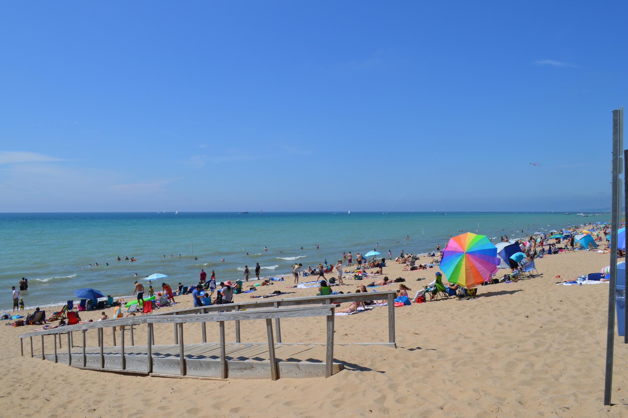 Opal Beach Michigan  The best beaches in the world