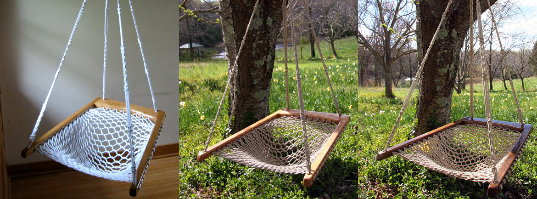 tree hanging hammock chair cushions for kitchen chairs twin oaks hammocks