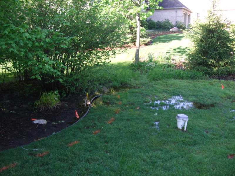 Stylish Yard Drainage Solutions Do Yourself Solutions