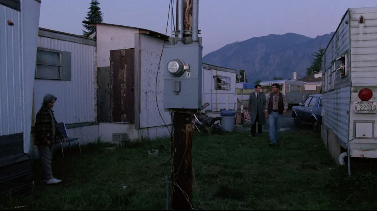 Love Letter to the Fat Trout Trailer Park at Dusk – Twin