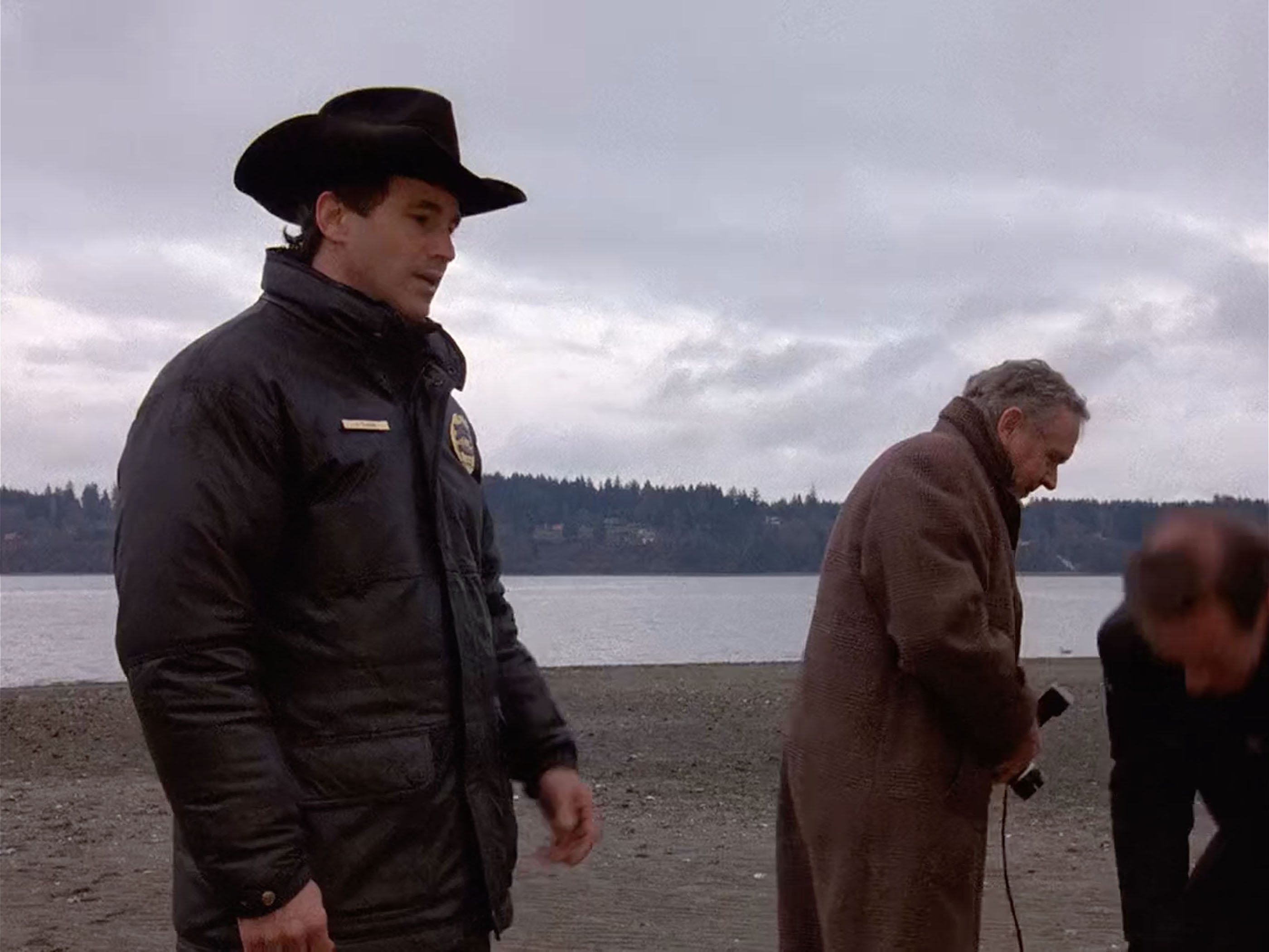 Behind the Scenes of Discovering Laura Palmer's Body in Twin Peaks