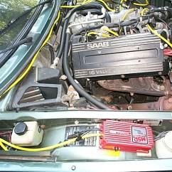 Msd Btm Install Jvc Kd R320 Wiring Diagram Fixmysaab 6btm Installation I Installed A T In The Vacuum Line Going To Canister Fender And Plugged Into