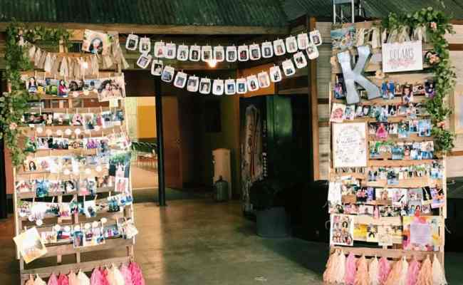 8 Of The Best Picture Display Ideas For Your Grad Party