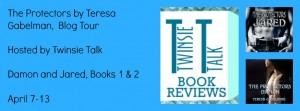 Teresa Gabelman- Book12 button