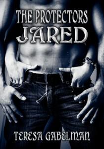 Teresa Gabelman - Jared Cover
