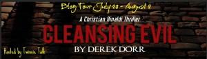 Cleansing Evil Blog Tour Banner
