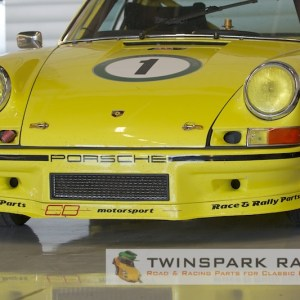Porsche 911 RS/RSR Oil Cooler Grille Bumper Insert-0