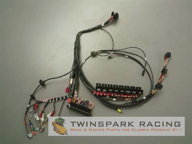 Tremendous Replacement Porsche 911 Wiring Loom Twinspark Racing Wiring Digital Resources Otenewoestevosnl