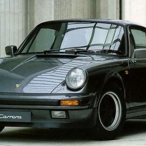 911 SC & Carrera '74-'89