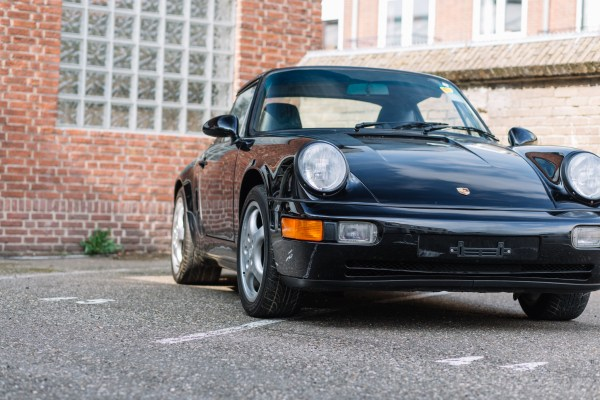 Porsche 964 Cabrio C4-0