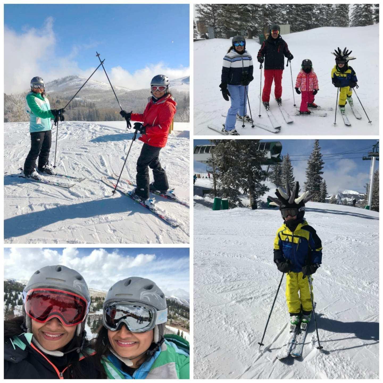 2018 Skiing