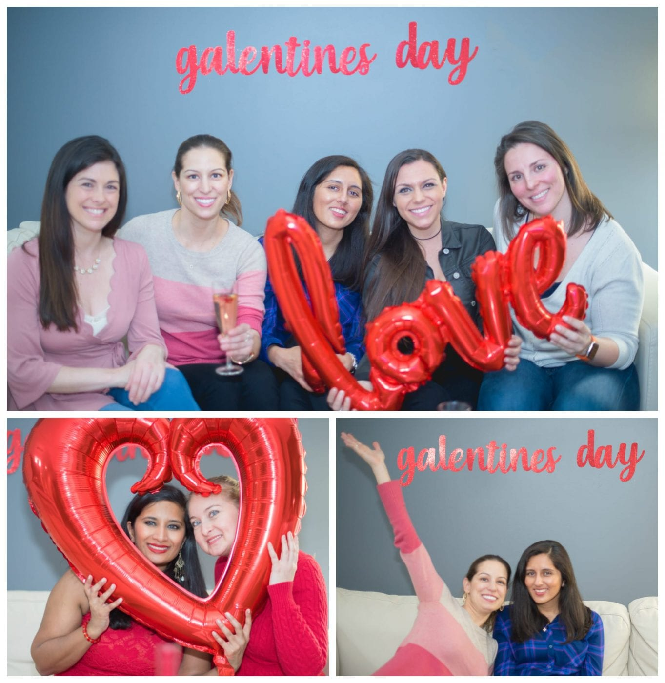 Galentine Photo Opps