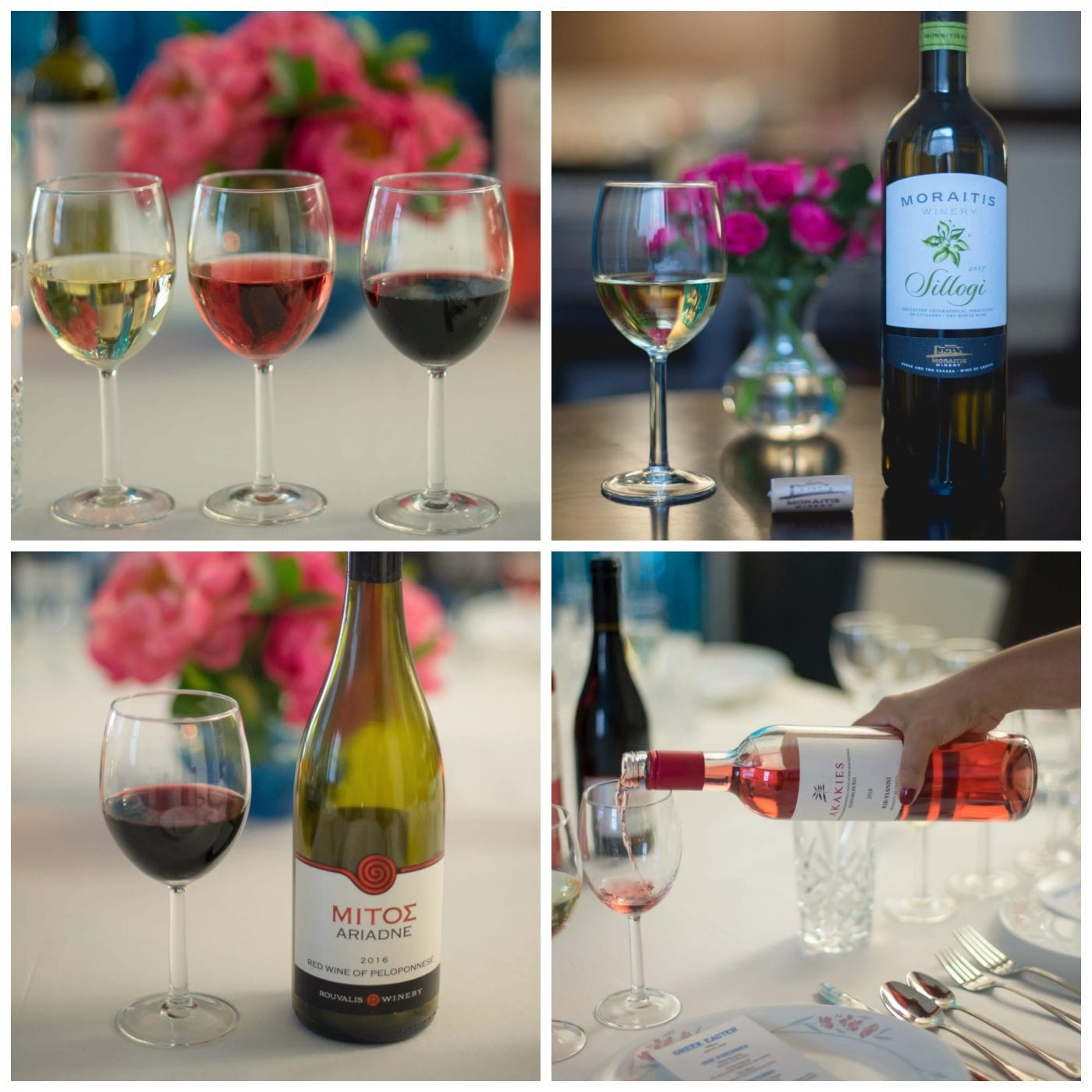 Greek Easter Wine