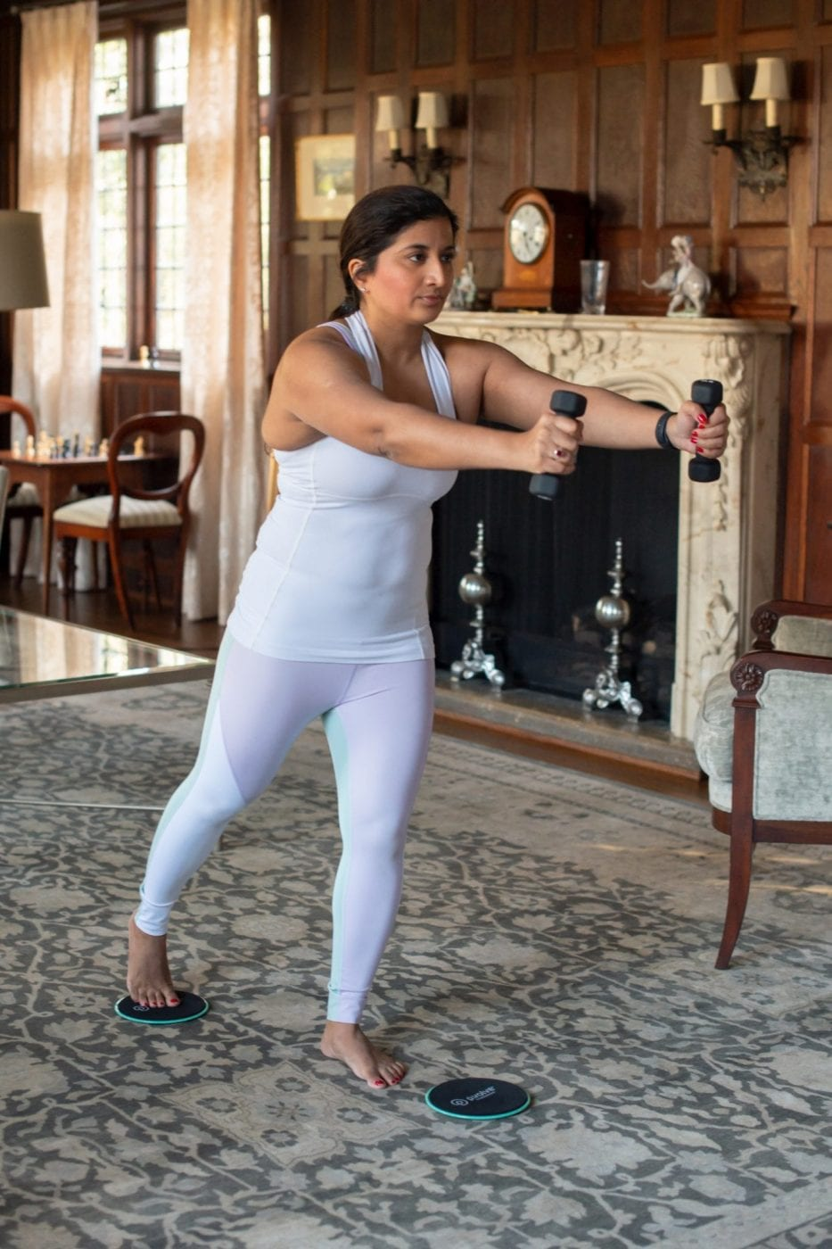 Stay Fit with P.volve at Home