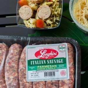 Longhini Italian Sausage