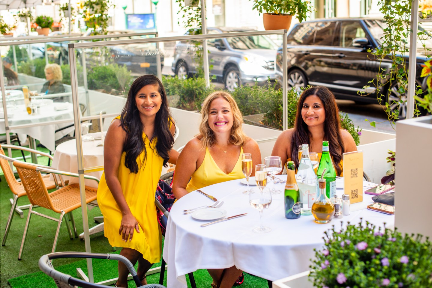 NYC Restaurants with Beautiful Outdoor Dining