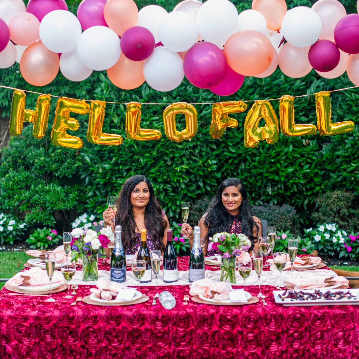 Host a Beautiful Fall Party